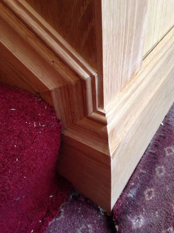 Baker Street Oak Panelling