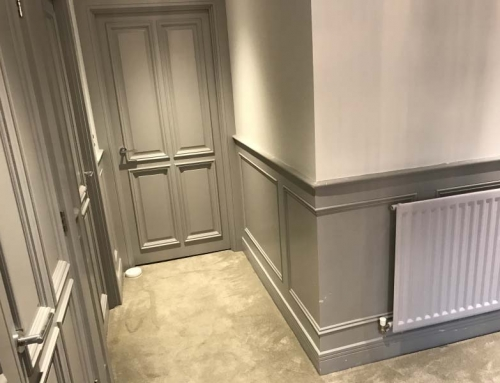 Wardrobes and Panelling