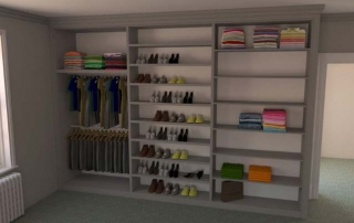 Executive Wardrobes