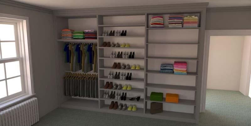 Executive Wardrobes