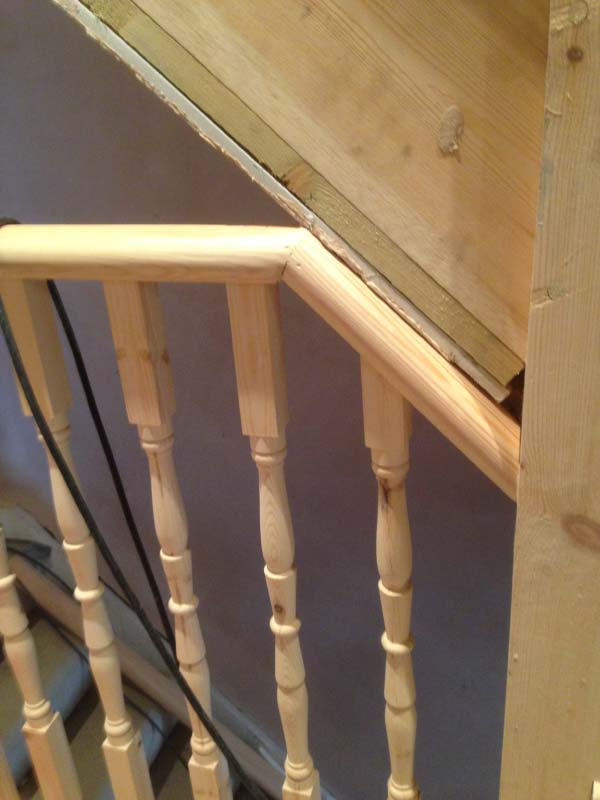 Staircase Wimbledon