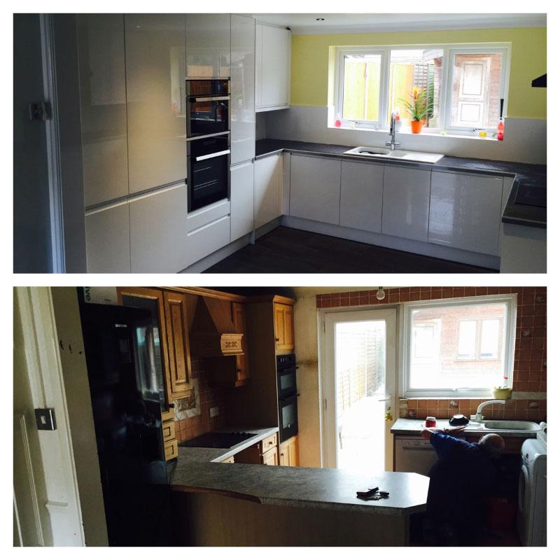 Kitchen Installations in Hertfordshire, Essex