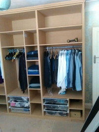 Wardrobes in Hertfordshire, Essex
