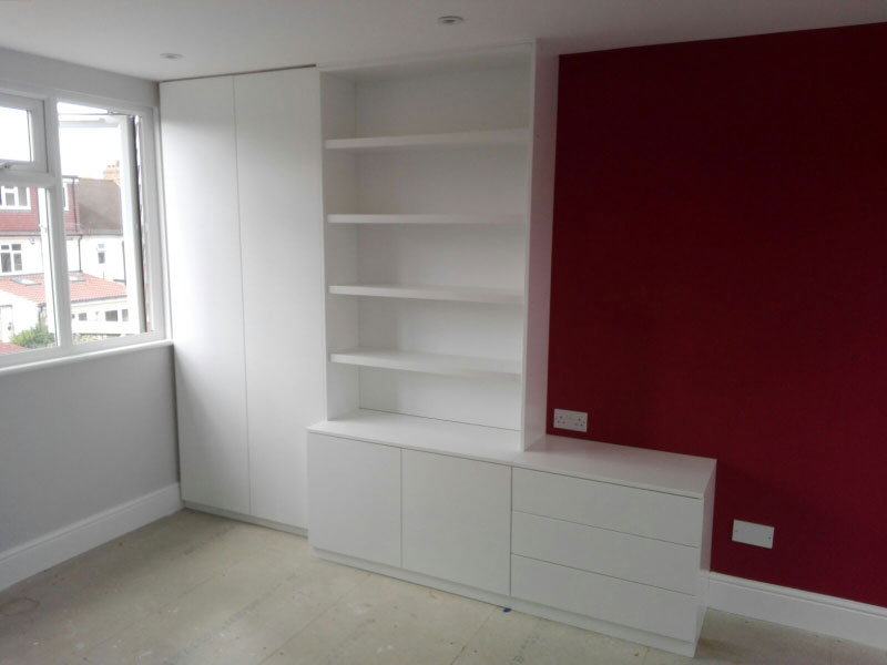Bespoke Furniture for Loft Conversions