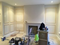 Wooden Panelling in Hertfordshire, Essex